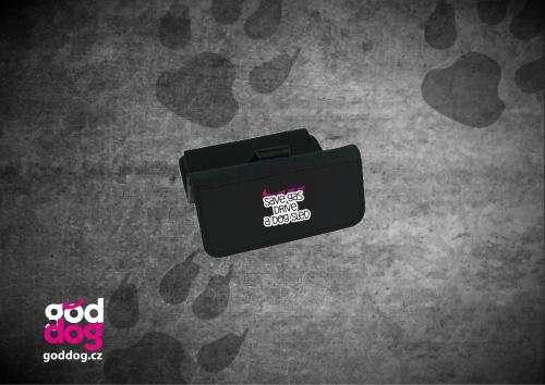 """Dámská peněženka s potiskem mushingu """"Dog Sled"""", velká"""