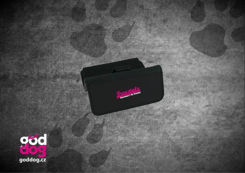 """Dámská peněženka s potiskem dogfrisbee """"Freestyle"""", velká"""